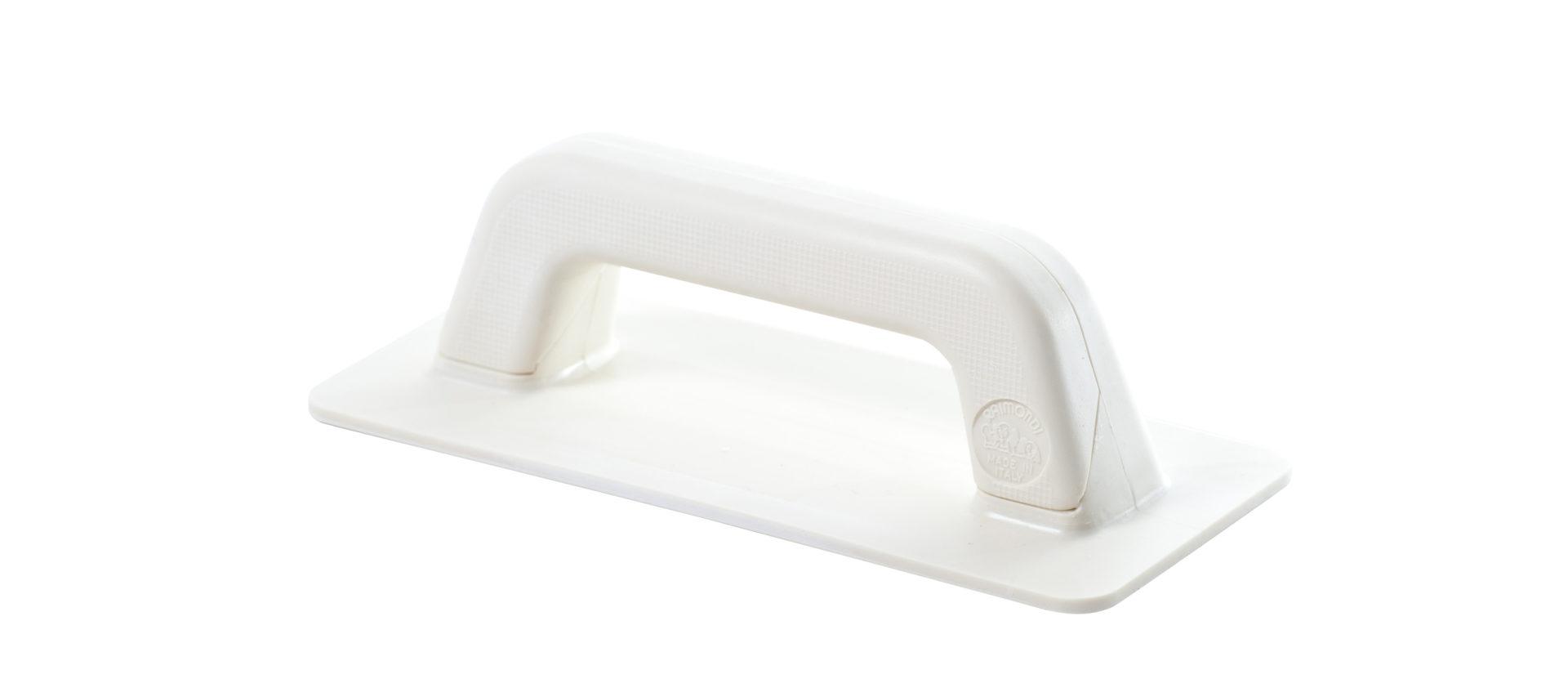 La poignée Velcro vous offre une bonne prise en main grâce à son ergonomie. Vous pouvez fixer facilement le feutre et le remplacer une fois usé. Elle est donc réutilisable à l'infini !